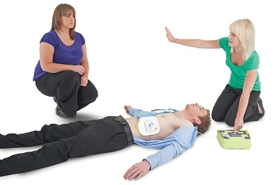 Amplio Training Level 2  (RQF) Basic Life Support & Safe Use Of An AED course.